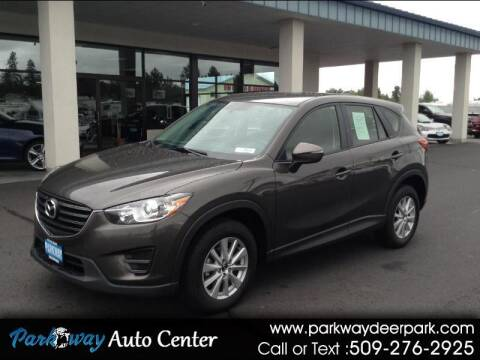 2016 Mazda CX-5 for sale at PARKWAY AUTO CENTER AND RV in Deer Park WA