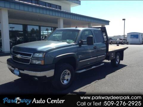 2006 Chevrolet Silverado 2500HD for sale at PARKWAY AUTO CENTER AND RV in Deer Park WA