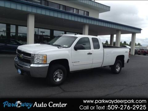 2009 Chevrolet Silverado 2500HD for sale at PARKWAY AUTO CENTER AND RV in Deer Park WA