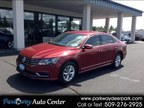 2016 Volkswagen Passat for sale at PARKWAY AUTO CENTER AND RV in Deer Park WA