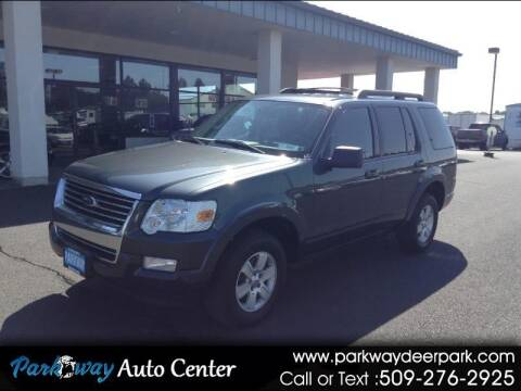2010 Ford Explorer for sale at PARKWAY AUTO CENTER AND RV in Deer Park WA