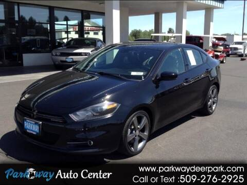 2013 Dodge Dart for sale at PARKWAY AUTO CENTER AND RV in Deer Park WA
