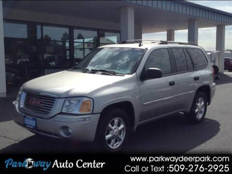 2007 GMC Envoy for sale at PARKWAY AUTO CENTER AND RV in Deer Park WA