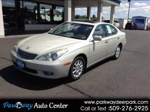 2004 Lexus ES 330 for sale at PARKWAY AUTO CENTER AND RV in Deer Park WA