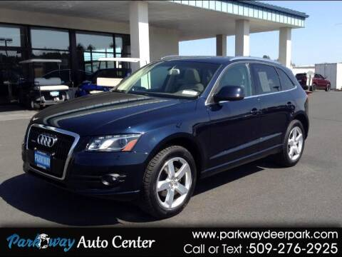 2010 Audi Q5 for sale at PARKWAY AUTO CENTER AND RV in Deer Park WA