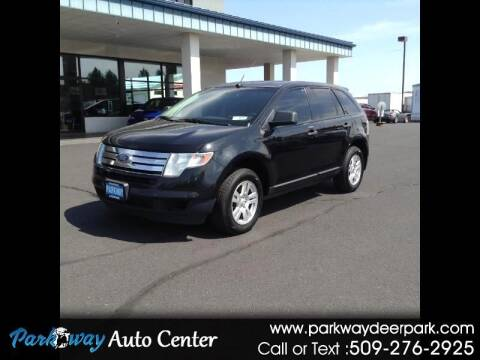 2010 Ford Edge for sale at PARKWAY AUTO CENTER AND RV in Deer Park WA