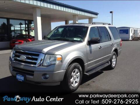 2008 Ford Expedition for sale at PARKWAY AUTO CENTER AND RV in Deer Park WA