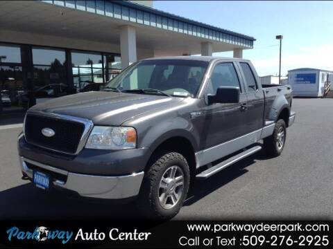2007 Ford F-150 for sale at PARKWAY AUTO CENTER AND RV in Deer Park WA