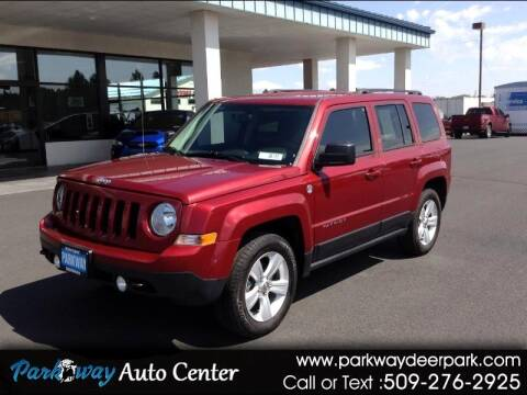2015 Jeep Patriot for sale at PARKWAY AUTO CENTER AND RV in Deer Park WA