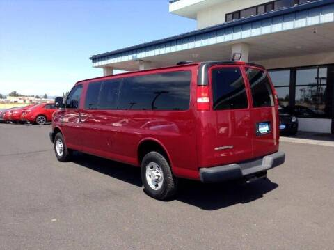 2007 Chevrolet Express Cargo for sale at PARKWAY AUTO CENTER AND RV in Deer Park WA