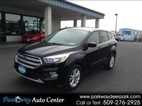 2017 Ford Escape for sale at PARKWAY AUTO CENTER AND RV in Deer Park WA