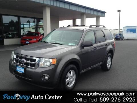 2009 Ford Escape for sale at PARKWAY AUTO CENTER AND RV in Deer Park WA