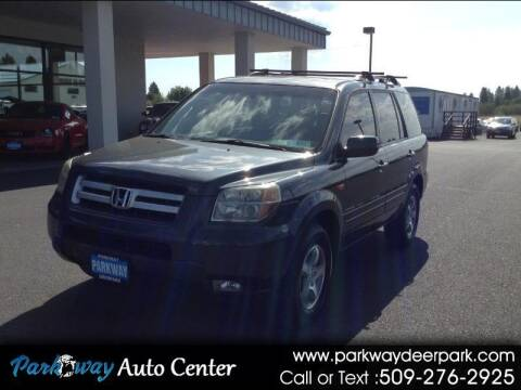 2006 Honda Pilot for sale at PARKWAY AUTO CENTER AND RV in Deer Park WA
