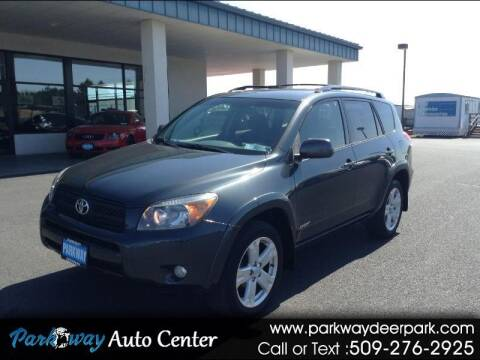 2007 Toyota RAV4 for sale at PARKWAY AUTO CENTER AND RV in Deer Park WA