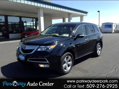 2012 Acura MDX for sale at PARKWAY AUTO CENTER AND RV in Deer Park WA