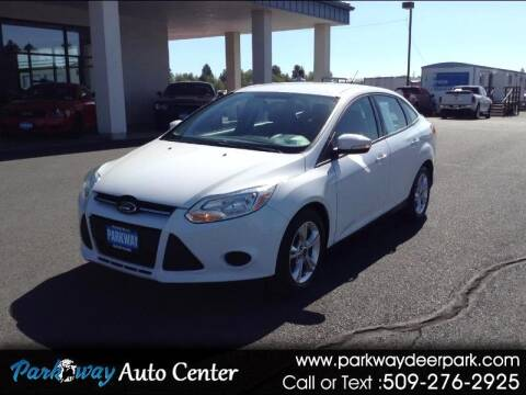 2013 Ford Focus for sale at PARKWAY AUTO CENTER AND RV in Deer Park WA