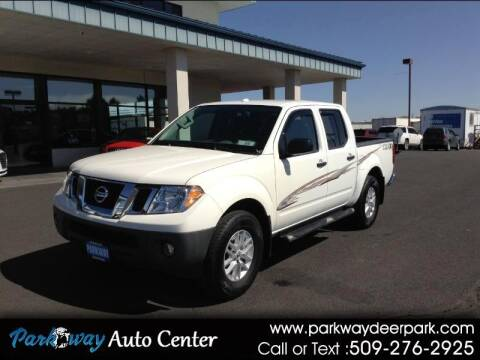 2018 Nissan Frontier for sale at PARKWAY AUTO CENTER AND RV in Deer Park WA