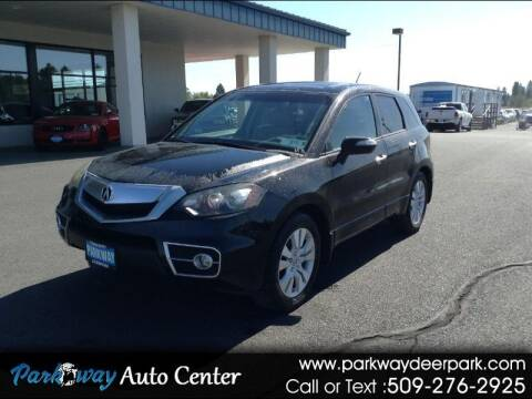 2011 Acura RDX for sale at PARKWAY AUTO CENTER AND RV in Deer Park WA
