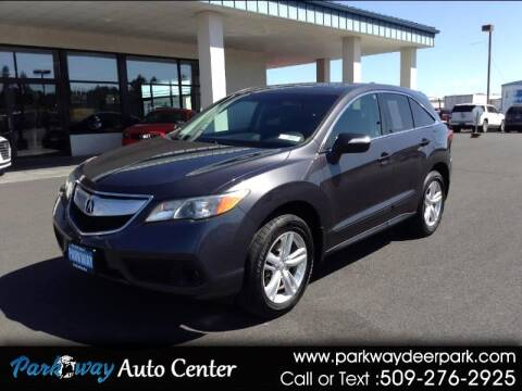 2013 Acura RDX for sale at PARKWAY AUTO CENTER AND RV in Deer Park WA