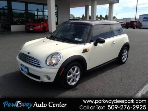 2010 MINI Cooper for sale at PARKWAY AUTO CENTER AND RV in Deer Park WA