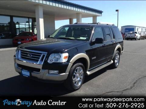 2006 Ford Explorer for sale at PARKWAY AUTO CENTER AND RV in Deer Park WA