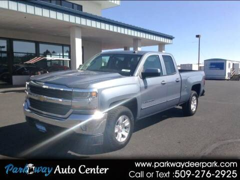 2016 Chevrolet Silverado 1500 for sale at PARKWAY AUTO CENTER AND RV in Deer Park WA