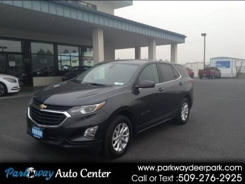 2020 Chevrolet Equinox for sale at PARKWAY AUTO CENTER AND RV in Deer Park WA