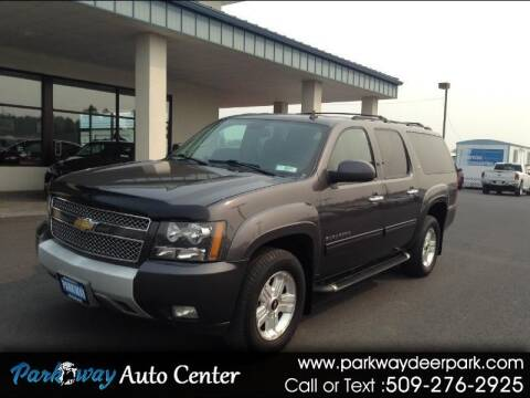 2011 Chevrolet Suburban for sale at PARKWAY AUTO CENTER AND RV in Deer Park WA