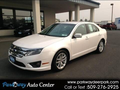 2011 Ford Fusion for sale at PARKWAY AUTO CENTER AND RV in Deer Park WA