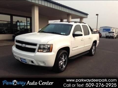 2007 Chevrolet Avalanche for sale at PARKWAY AUTO CENTER AND RV in Deer Park WA