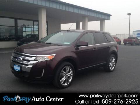 2011 Ford Edge for sale at PARKWAY AUTO CENTER AND RV in Deer Park WA