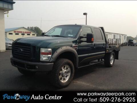 2010 Ford F-350 Super Duty for sale at PARKWAY AUTO CENTER AND RV in Deer Park WA