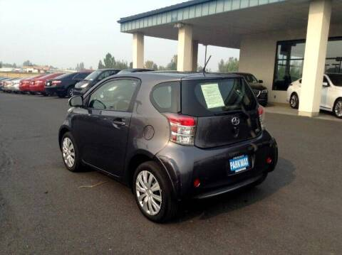 2013 Scion iQ for sale at PARKWAY AUTO CENTER AND RV in Deer Park WA