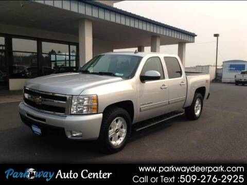 2011 Chevrolet Silverado 1500 for sale at PARKWAY AUTO CENTER AND RV in Deer Park WA