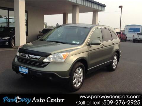 2009 Honda CR-V for sale at PARKWAY AUTO CENTER AND RV in Deer Park WA