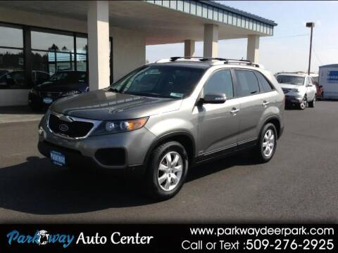 2012 Kia Sorento for sale at PARKWAY AUTO CENTER AND RV in Deer Park WA