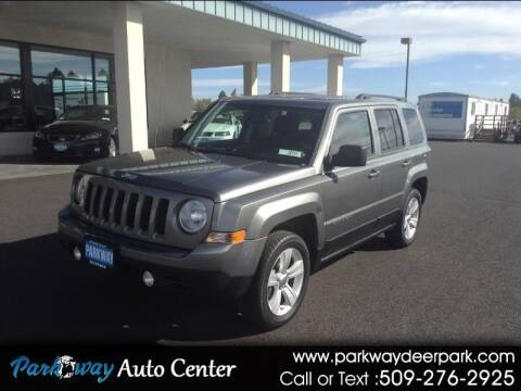 2012 Jeep Patriot for sale at PARKWAY AUTO CENTER AND RV in Deer Park WA