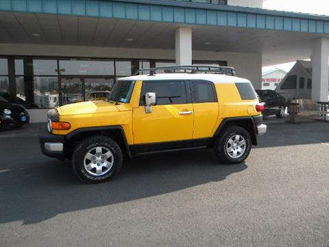 2007 Toyota FJ Cruiser for sale in Deer Park, WA