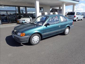 1996 Toyota Tercel for sale in Deer Park, WA