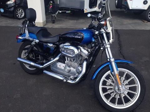 2005 Harley-Davidson XLH 883 for sale in Deer Park, WA