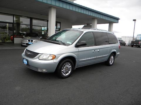 2001 Chrysler Town and Country for sale in Deer Park, WA