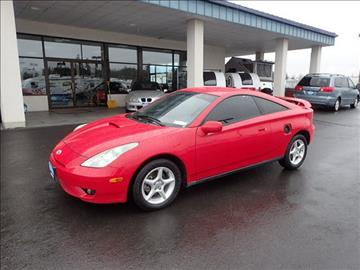 2003 Toyota Celica For Sale  Carsforsalecom