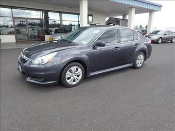 2013 Subaru Legacy for sale in Deer Park, WA