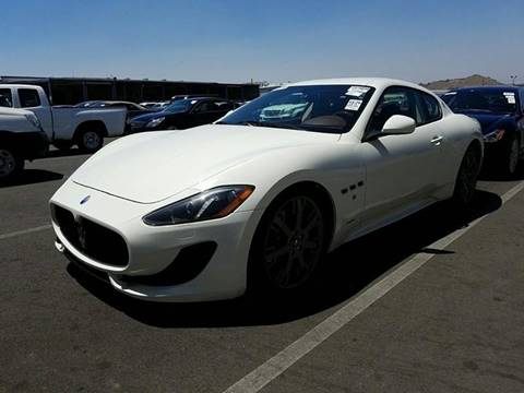 2014 Maserati GranTurismo for sale in Chandler, AZ