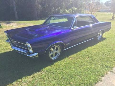 Worksheet. 1965 Pontiac GTO For Sale  Carsforsalecom