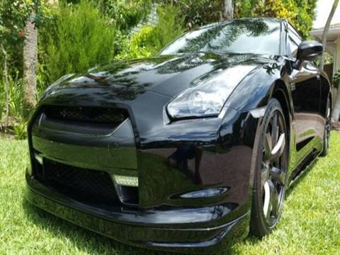 Nissan GTR For Sale  Carsforsalecom