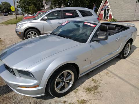 2006 Ford Mustang for sale in Leesburg, IN