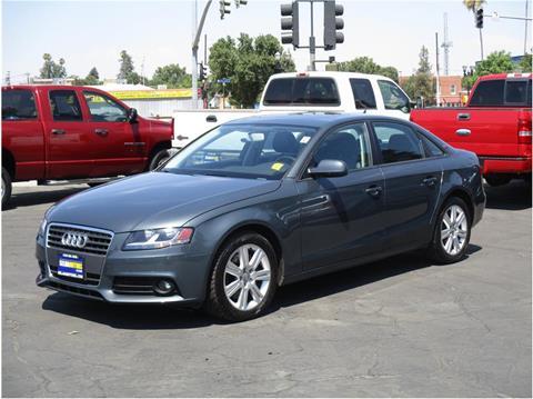 2011 Audi A4 for sale in Selma, CA