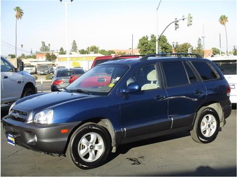 2006 Hyundai Santa Fe for sale in Selma, CA