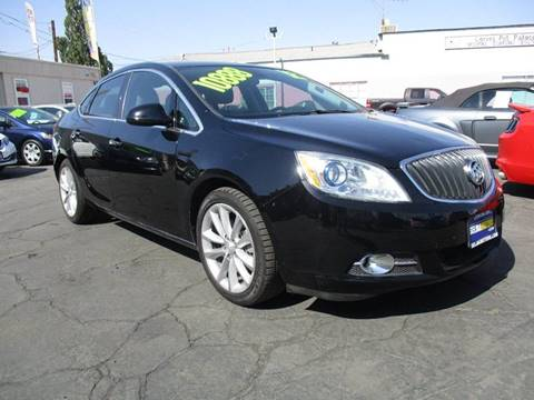 2012 Buick Verano for sale in Selma, CA
